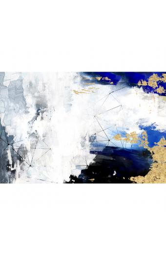 ABSTRACT ART ΠΙΝΑΚΑΣ 120x3.2x80Ycm OIL PAINTING