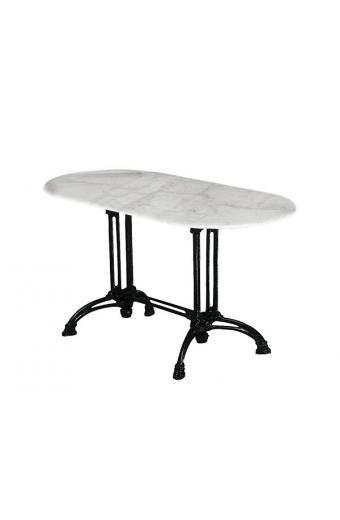 EKO τραπέζι Αίθριο Oval Μαντέμι/Μάρμαρο