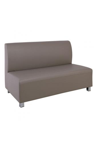 BANDY 2-θέσιος Καναπές Pu Sand-Grey