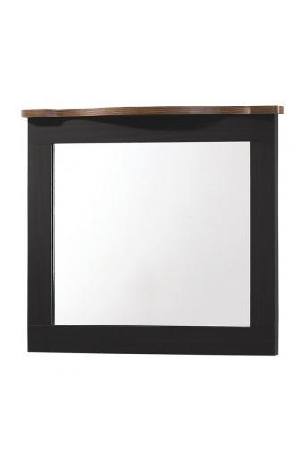 SCARLET Καθρέφτης Απόχρωση Antique Oak - Ebony Oak