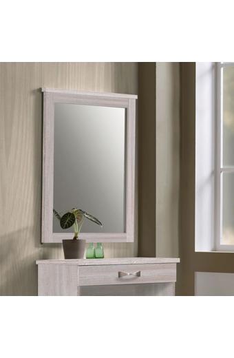LIFE Καθρέπτης Απόχρωση White Wash
