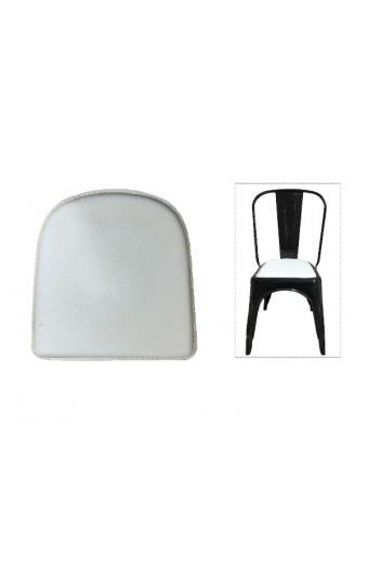 RELIX Κάθισμα Καρέκλας Pvc Άσπρο (Μαγνητικό)
