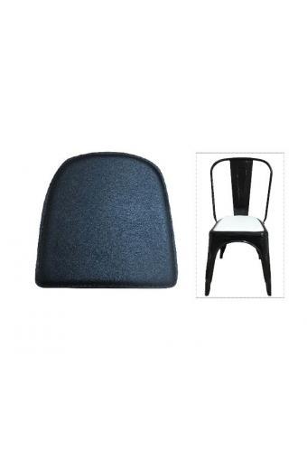 RELIX Κάθισμα Καρέκλας Pvc Μαύρο (Μαγνητικό)