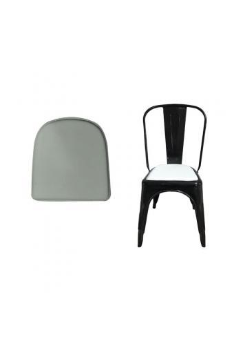 RELIX Κάθισμα Καρέκλας Pvc Γκρι (Μαγνητικό)