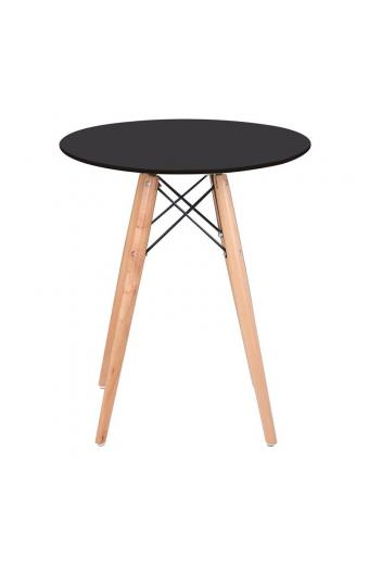 ART Wood τραπέζι Μαύρο MDF