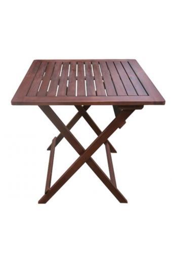 EASY Τραπέζι Πτυσσόμενο Ξύλο Acacia