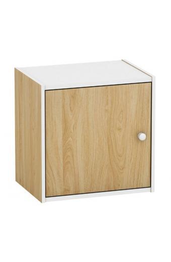 DECON cube ντουλάπι Απόχρωση σημύδας