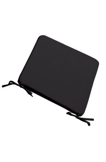 STOOL Μαξιλάρι καθίσματος Μαύρο