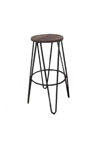 ARCO Wood Dark Oak σκ.BAR Antique Black