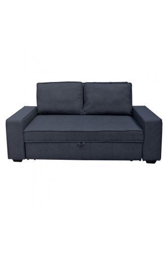 ALISON Καναπές/Κρεβάτι Nabuk Ανθρακί